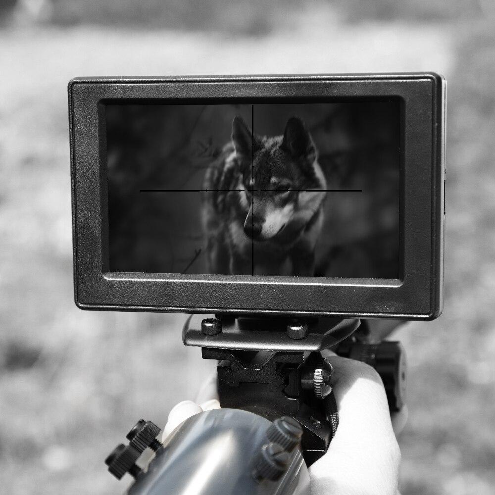 850nm infrarouge led IR Vision nocturne dispositif portée caméras de vue en plein air 0130 étanche faune piège caméras A - 4