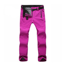Warm Women's Camping Pants