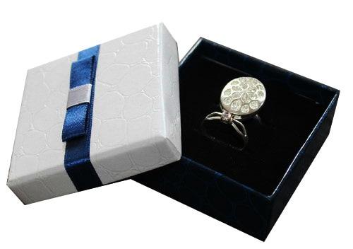 Free shipping Wholesal 100pcslot fashion European 6.3*6.3*2.3cm ring paper box,earring packaging box,gift jewelry box