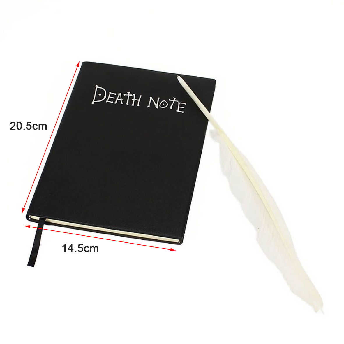 Notebook Vintage Anime Planner Agenda Organizer Diary Death Note Sketchbook Journals Notebooks Diary School and Office Supplies
