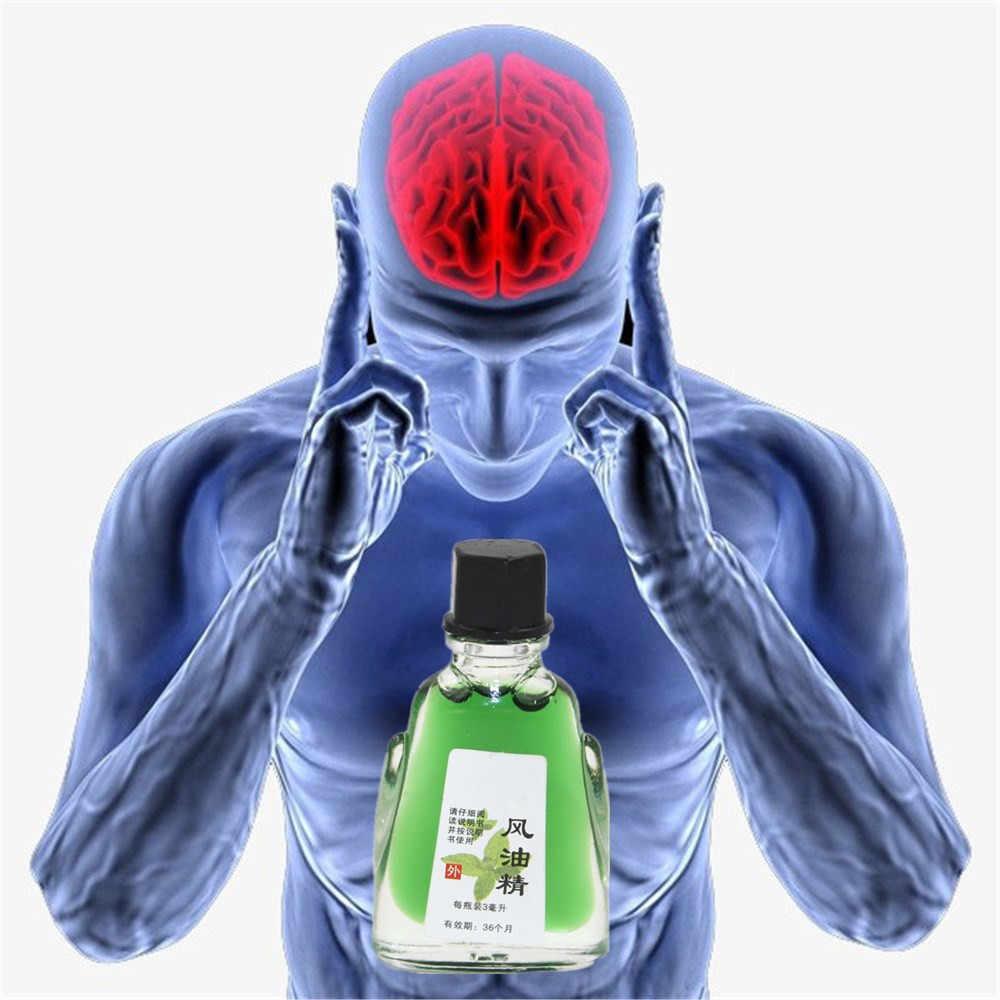 Rhumatisme arthrite chauffage médical huile essentielle soulagement de la douleur Patch traditionnel à base de plantes genou/cou/dos douleur plâtre 3 ml/Pcs