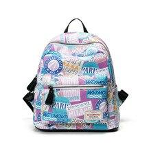 Высокое качество Женские парусиновые рюкзак для девочек молнии рюкзак школьные сумки моды сумка для девочек-подростков Mochila Feminina