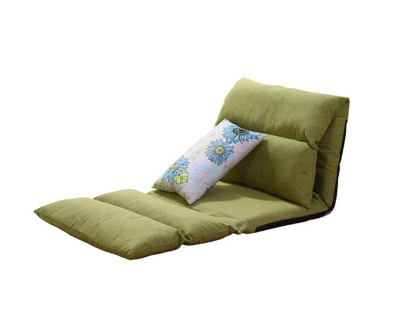 Outstanding Us 99 0 Foldable Lazy Sofa Bedroom Single Small Sofa Bed Computer Back Chair Floor Seating Couch For Living Room Tatami Dormitory Window In Chaise Machost Co Dining Chair Design Ideas Machostcouk