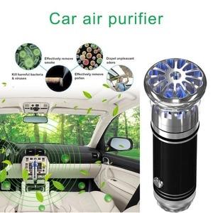 Car Air Purifier Plastic Negat