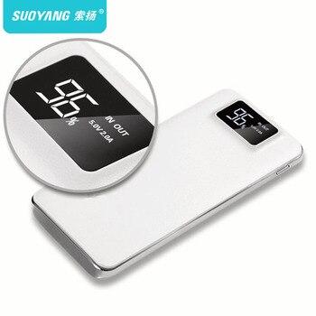 18650 כוח בנק 30000 mAh עבור שיאו mi mi 2 USB PowerBank נייד מטען חיצוני סוללה Poverbank עבור iPhone XS מקסימום 8 8 בתוספת