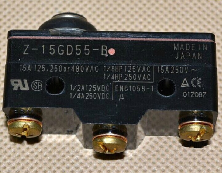 купить 100% New and original OMRON  Z-15GD55-B   BASIC SWITCH   Micro switch   Limit switch