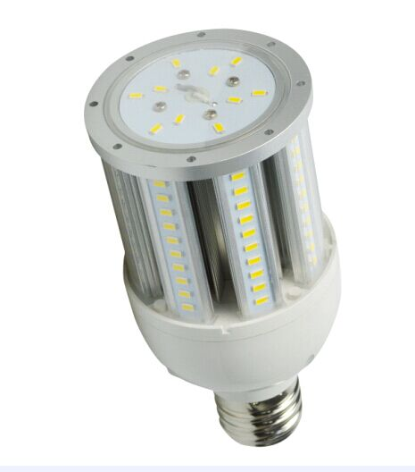 North America free shipping high lumen 27W led corn light IP65  waterproof 100V/300V UL certified 12pcs/Lot for public  plaza north america free shipping super bright 54w led corn light waterproof 100v 300v ul certified 12pcs lot for art museum