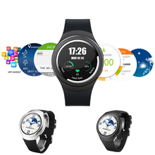2016 smart watch dual-core sync bluetooth wifi schrittzähler heart monitor 512 mb ram 4 gb tf touchscreen smartwatch für android/ios