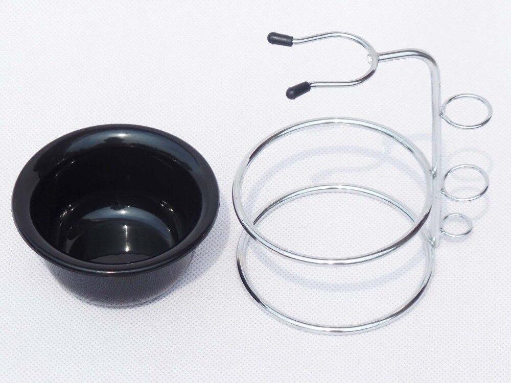 Högkvalitativ rostfritt stål rakborststativ Razorhållare & - Rakning och hårborttagning - Foto 4