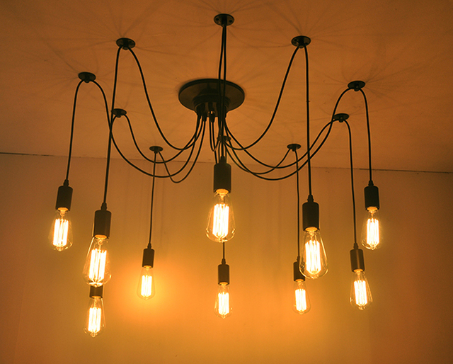 creative awesome light fixtures of multi lights pendant design great fixture