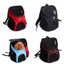 Fantastic Breathable Mesh Belt Pet Carrier Cat Dog Puppy Wonderful Nylon Material Backpack Portable Bag Fashion Pets Bags