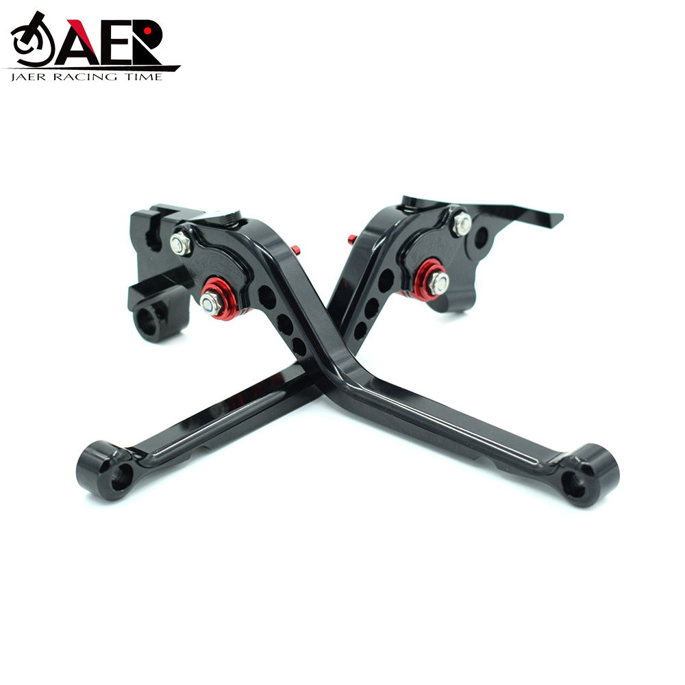 JEAR Long CNC Motorcycle Brake Clutch Levers For Triumph TIGER 1050/Sport 2007 2016 TIGER 800/XC SCRAMBLER 675 STREET TRIPLE-in Levers, Ropes & Cables from Automobiles & Motorcycles