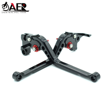 JEAR Long CNC Motorcycle Brake Clutch Levers For Triumph TIGER 1050/Sport 2007 2016 TIGER 800/XC SCRAMBLER 675 STREET TRIPLE