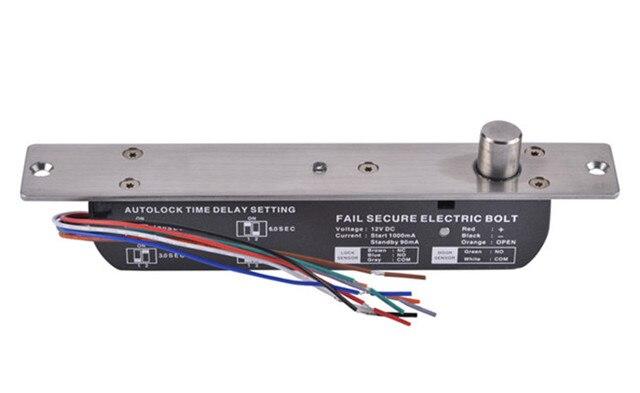 Fail Secure Niedrigen Temperatur Dringend Elektrischen Bolzen Mit ...