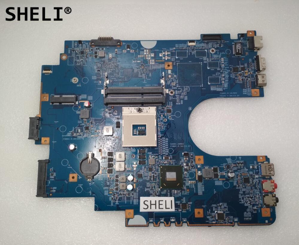 SHELI 48.4MR05.021 For Sony SVE171 MBX-267 Motherboard
