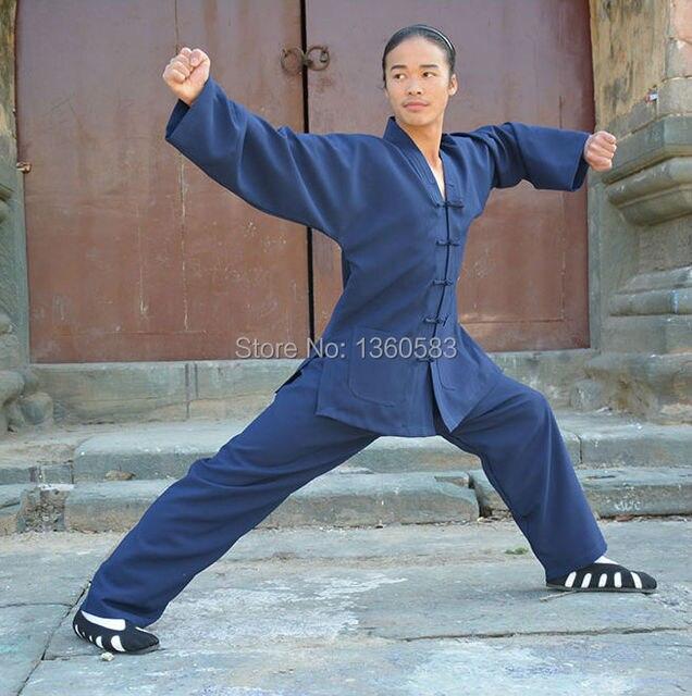 Wudang даосский костюмы даосский униформа боевых искусств самбо одежда тай-чи костюм для мужчин бесплатная доставка J201