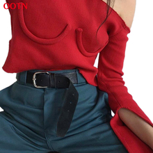 Pull sexy avec manches longues tendance  ...