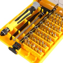 45in1 Torx Precision Screw Driver Set Mobile Flexible Kit for Cell Phone Laptop Pad ETC Repair Tool by Yescom