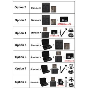"""Image 5 - Caméra daction dorigine EKEN H9R H9 Ultra HD 4K WiFi avec télécommande 2.4G 2.0 """"écran 30M étanche sport mini cam"""