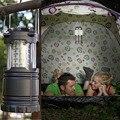 Cinza Super Bright Luzes Resistente À Água Leve 30 LEVOU Lanterna de Acampamento Ao Ar Livre Portátil Camping Lâmpada de Iluminação