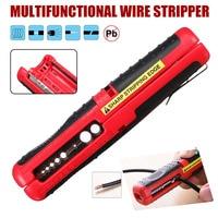 Cabo coaxial fio caneta stripper mão alicate ferramenta para descascamento de cabo hyd88|Alicates| |  -