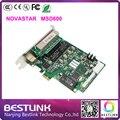Из светодиодов платы управления Novastar MSD600 синхронный отправки карты 1152 * 2048 пикселей для p6 p8 p10 p12 p16 p20 гамма из светодиодов экран открытый