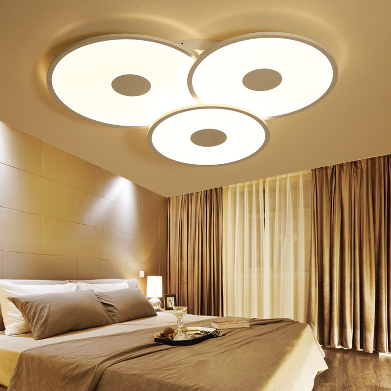 Factory Outlet Modern LED Ceiling Lights Creative Ultra-thin Minimalism ceiling Lamp Bedroom living room Foyer Luminaria homelover modern led ceiling lights for living room bedroom kitchen luminaria led ultra thin hall luminaria led ceiling lamp