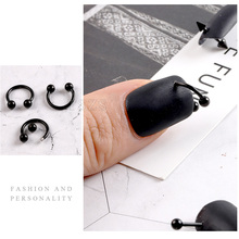 10pcs Fashion nail hand drill nail accessory