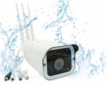 180 Degree View Angle 1080P Digital Zoom 4G Remote Monitoring WIFI IP Bullet Camera Water-proof