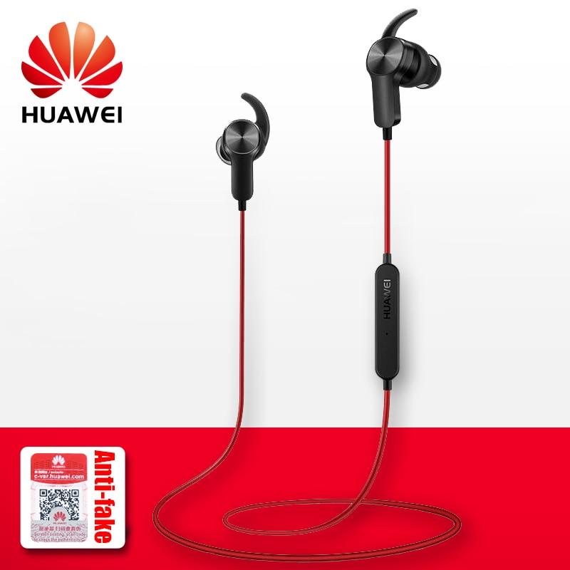 Original Huawei bluetooth wireless earphone bluetooth earbuds headset Apt X stereo sound microphone waterproof earphones AM60
