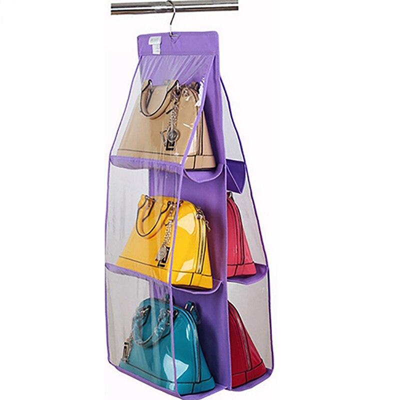 de colgante almacenamiento 6 plegable bolso mochila bolsillos bolsas cgvvq4WFAw
