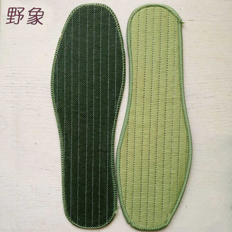 Military Insoles foot care pads sport cushion comfortable shoe insoles for man women deodorization shoe-pad sock lining outdoor
