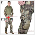 Kryptek Mandrake Emerson BDU G3 uniforme camisa Pantalones con rodilleras Trajes airsoft wargame Caza Mr em8593 + 7046