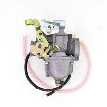 Motocicleta Carburador Choke Mão PD26 26mm Para Suzuki GS125 EN125 GN125 GN GS EN 125 Peças De Reposição