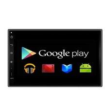 Bonroad Quad Core 1024*600 Android 4.4 Tablet PC Del Coche 2din Universal Para Nissan GPS Navi de Radio Estéreo Reproductor de Audio (sin DVD)