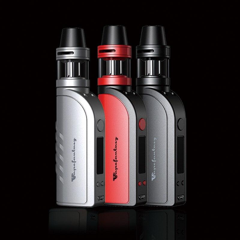 Cigarette électronique narguilé vaporisateur boîte Mod Vape 40 W réservoir atomiseur E Vape contrôle de température avec 2200 mAh batterie intégrée