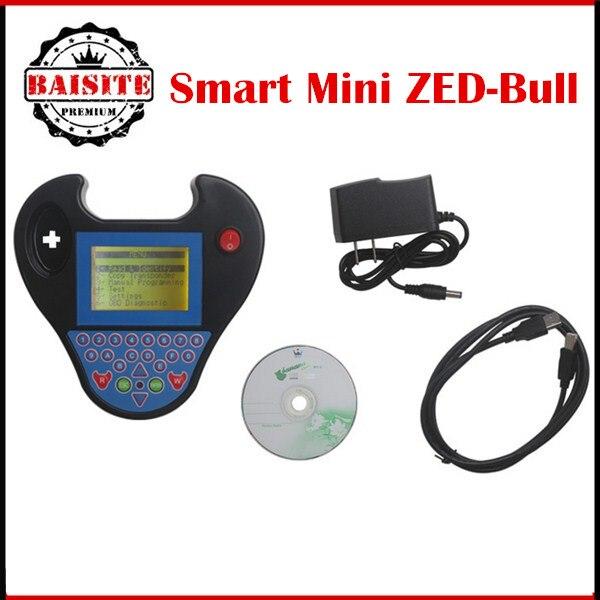Цена за Top2016 мини-типа смарт-чехол зет - ключевые программер черный цвет Zed быка полный ключевые программер смарт-мини Zedbull ключевой инструмент программирования