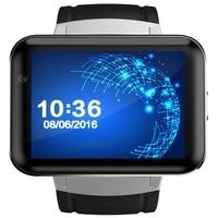 DM98 Smart Watch Android 4 4 Smartwatch Phone Bluetooth MTK6572 2G 3G Wristwatch WiFi 512MB 4GB