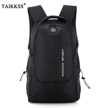 Portable Large Capacity High Quality Oxford Cloth Business Travel Backpack Solid Color Computer Bag College Student Men's Bag new unisex oxford cloth backpack casual travel student backpack tote shoulder bag large capacity computer bag xz 205