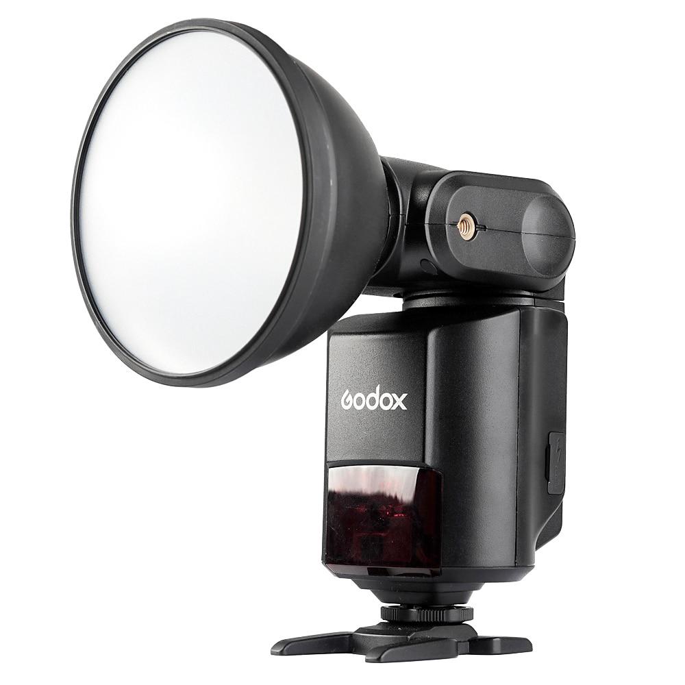 Godox Flash AD360II-N TTL Sur/Off-Appareil Photo Flash Speedlite 2.4G Sans Fil X Système pour Nikon D7100 D5200 d5100 D5000 D3100