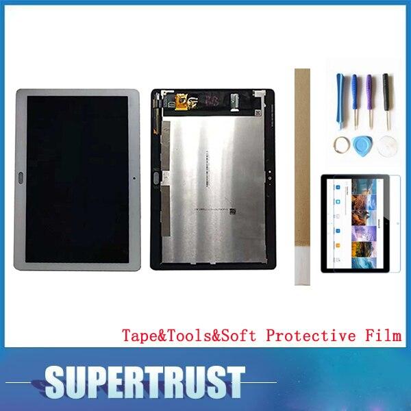 Pour Huawei Mediapad T3 10 AGS-L03 AGS-L09 écran LCD + écran tactile numériseur assemblage avec outils et bande et Film de protection souple