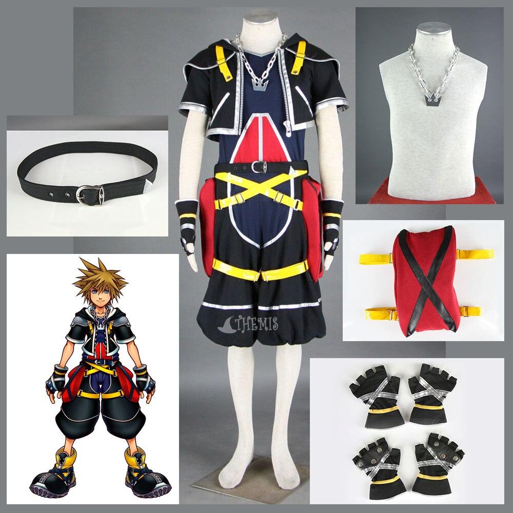 Sora cosplay costume online shopping-the world largest sora ...