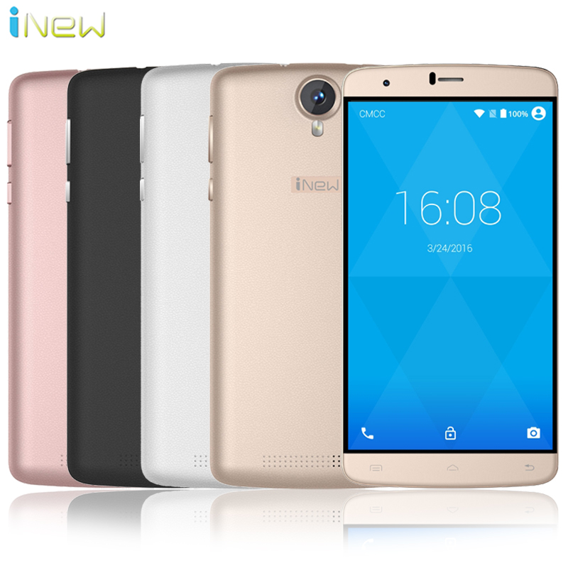 Original iNEW U9 Plus Mobile phone 2GB RAM 16GB ROM MTK6735A 1.3GHz Quad Core 6.0 inch Camera 13MP Android 5.1 Smartphone