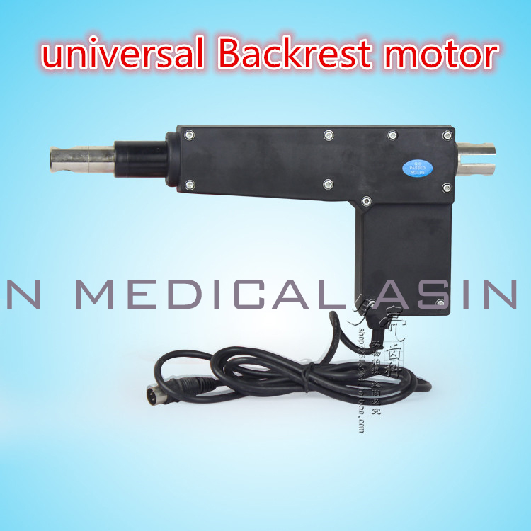 New arrival dental chair universal backrest motor Electric Motor 24v/4000N dental unit engine цена 2017
