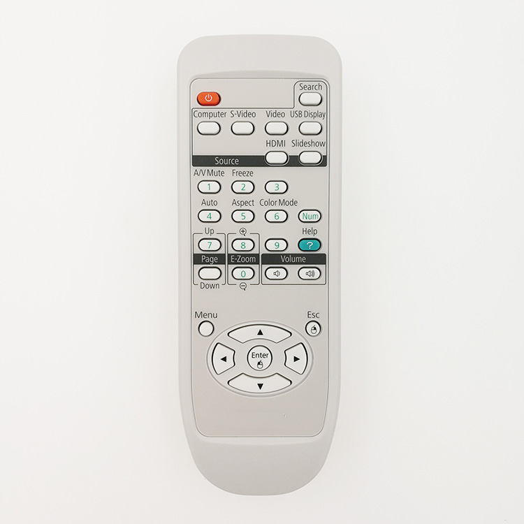 original remote control for epson PowerLite 1716 1720 1730W font b Home b font Cinema 700