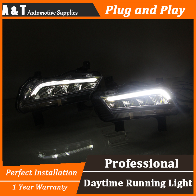 car styling For Chevrolet Cruze LED DRL For Cruze High brightness guide LED DRL led fog lamps led daytime running lights