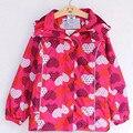 El viento y la lluvia en primavera y otoño topolino girls trench coat jacket envío gratis