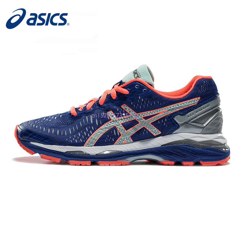 ASICS GEL-KAYANO 23 Night Running Shoes Womens Cushion Stability Sports Shoes Sneakers Outdoor walking Athletic size 36-40ASICS GEL-KAYANO 23 Night Running Shoes Womens Cushion Stability Sports Shoes Sneakers Outdoor walking Athletic size 36-40