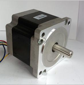 ФОТО 3pcs 1.8 degree Nema 34 stepper motor 86HS78-5504 with 4 wires/5.5A/2.06V/4.6N.M CNC Mill Cut Engraver /3D printer