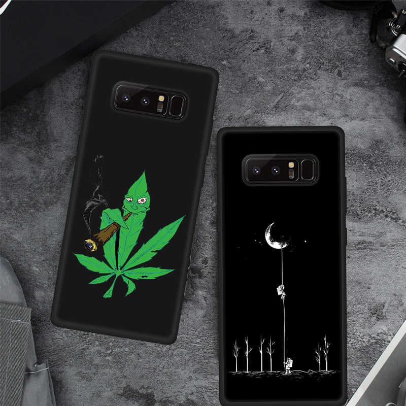 Bella Spazio Prinetd TPU Cassa Del Telefono Per Samsung Galaxy A7 A9 A8 A6 Più 2018 A5 2017 A50 A70 A40 a10 A20 A30 A10 A9S A8S Copertura